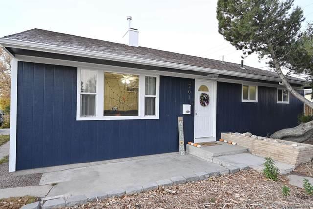 701 Fox Farm Rd, Cheyenne, WY 82007 (MLS #84068) :: RE/MAX Capitol Properties
