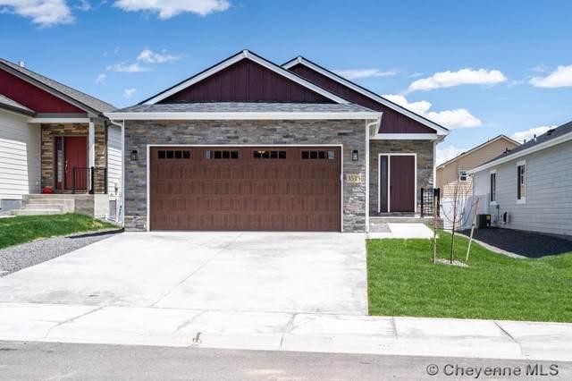 7431 Three Hearts Tr, Cheyenne, WY 82001 (MLS #84070) :: RE/MAX Capitol Properties
