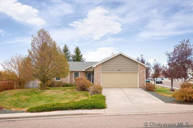 5811 Canyon Rd, Cheyenne, WY 82009 (MLS #84071) :: RE/MAX Capitol Properties