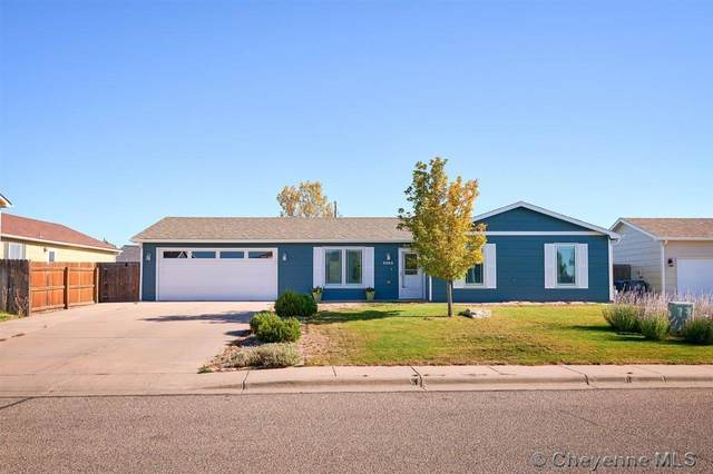 5223 Panorama Dr, Cheyenne, WY 82009 (MLS #84072) :: RE/MAX Capitol Properties