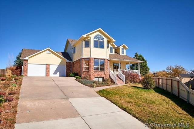 5803 City View Ct, Cheyenne, WY 82009 (MLS #84079) :: RE/MAX Capitol Properties