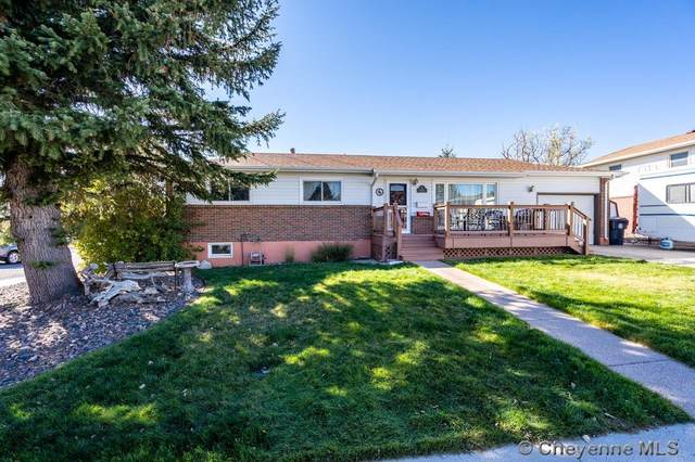 6102 Shannon Ave, Cheyenne, WY 82009 (MLS #84080) :: RE/MAX Capitol Properties