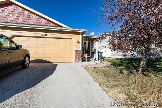 6962 Horse Soldier Rd, Cheyenne, WY 82001 (MLS #84081) :: RE/MAX Capitol Properties