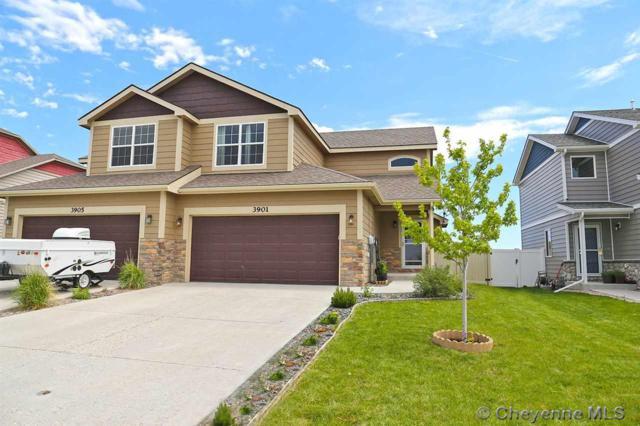 3901 Gunsmoke Rd, Cheyenne, WY 82001 (MLS #68094) :: RE/MAX Capitol Properties