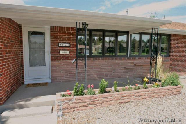 2720 Deming Blvd, Cheyenne, WY 82001 (MLS #68210) :: RE/MAX Capitol Properties
