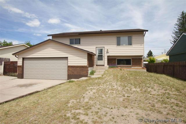 279 Bent Ave, Cheyenne, WY 82007 (MLS #68328) :: RE/MAX Capitol Properties