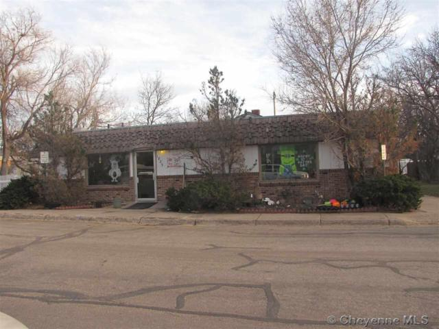 1823 E 17TH ST, Cheyenne, WY 82001 (MLS #68344) :: RE/MAX Capitol Properties