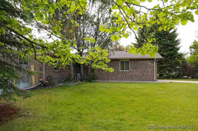 705 Creighton St, Cheyenne, WY 82009 (MLS #68376) :: RE/MAX Capitol Properties