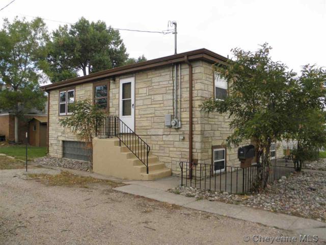 415 E Pershing Blvd, Cheyenne, WY 82001 (MLS #68428) :: RE/MAX Capitol Properties