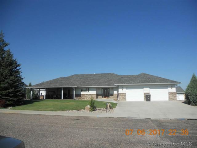 201 23RD ST, Wheatland, WY 82201 (MLS #68557) :: RE/MAX Capitol Properties