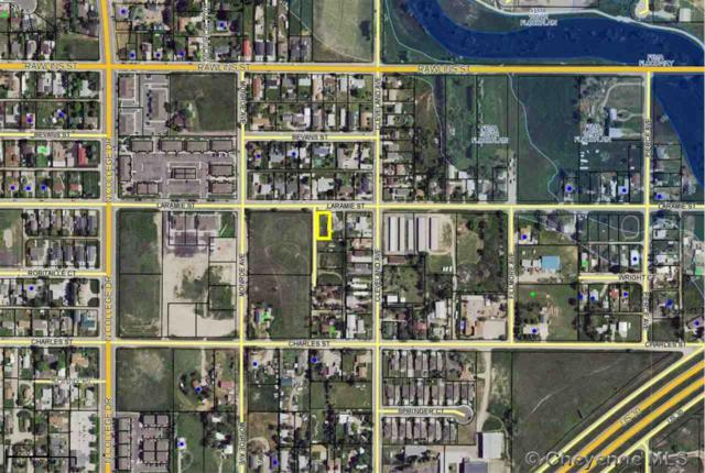 TBD Laramie St, Cheyenne, WY 82001 (MLS #68561) :: RE/MAX Capitol Properties