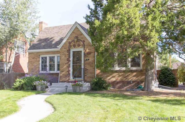 210 W 2ND AVE, Cheyenne, WY 82001 (MLS #68717) :: RE/MAX Capitol Properties