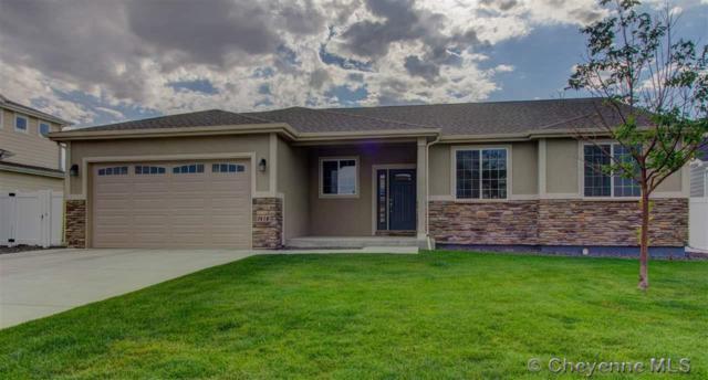 1414 Marie Ln, Cheyenne, WY 82009 (MLS #68790) :: RE/MAX Capitol Properties