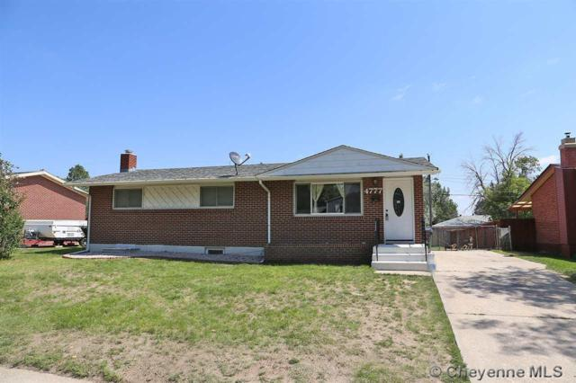 4777 Greybull Ave, Cheyenne, WY 82009 (MLS #68791) :: RE/MAX Capitol Properties