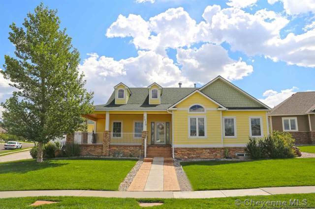 7619 Legacy Parkway, Cheyenne, WY 82009 (MLS #68809) :: RE/MAX Capitol Properties