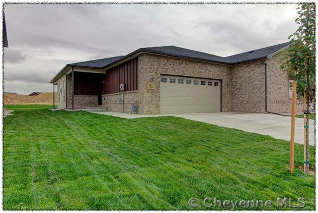 3811 Campfire Trail, Cheyenne, WY 82001 (MLS #69464) :: RE/MAX Capitol Properties