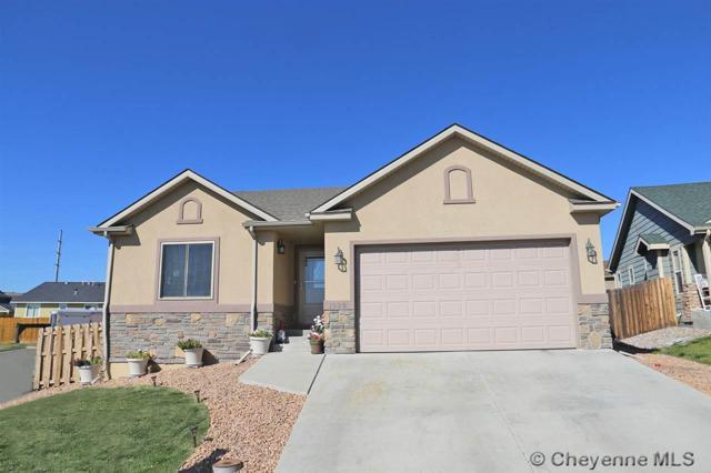 1026 Sonata Ln, Cheyenne, WY 82009 (MLS #69488) :: RE/MAX Capitol Properties