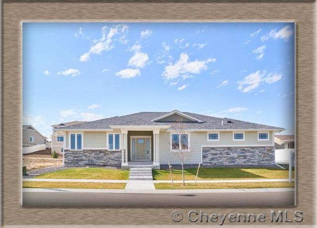 1326 Alyssa Way, Cheyenne, WY 82009 (MLS #69593) :: RE/MAX Capitol Properties