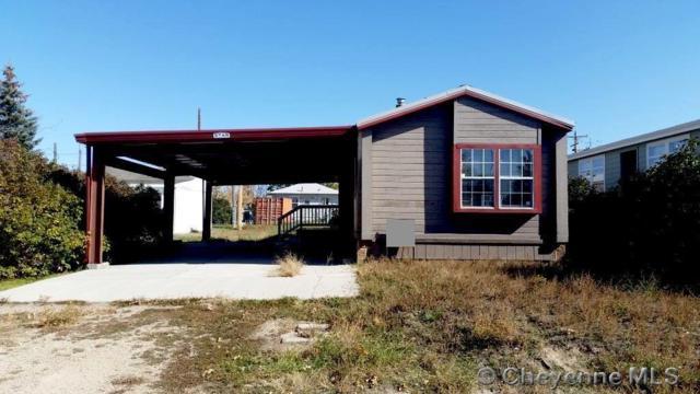 211 S Warren Ave, Glendo, WY 82213 (MLS #69648) :: RE/MAX Capitol Properties