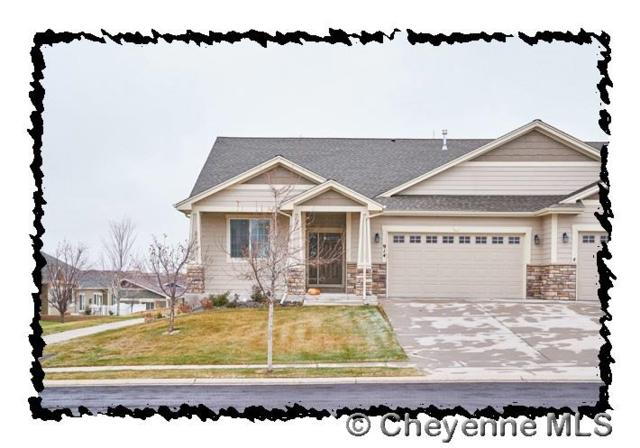 914 Spirit Ln, Cheyenne, WY 82009 (MLS #69774) :: RE/MAX Capitol Properties