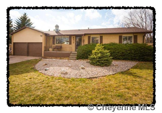 6714 Moreland Ave, Cheyenne, WY 82009 (MLS #69820) :: RE/MAX Capitol Properties