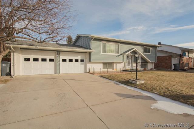 5023 Windmill Rd, Cheyenne, WY 82009 (MLS #70011) :: RE/MAX Capitol Properties
