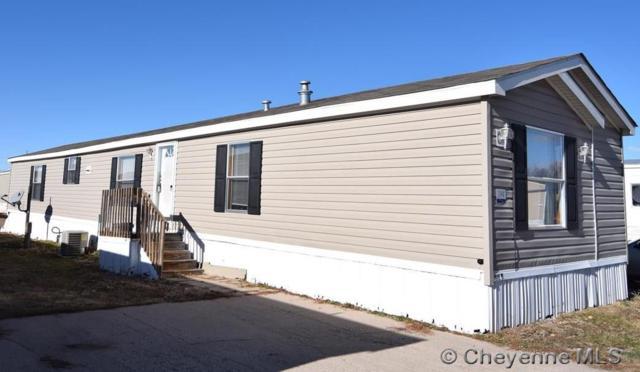 3400 S Greeley Hwy #194, Cheyenne, WY 82007 (MLS #70022) :: RE/MAX Capitol Properties