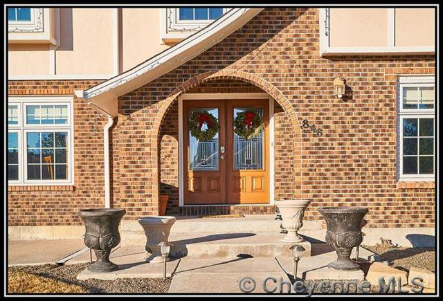 848 Oakhurst Dr, Cheyenne, WY 82009 (MLS #70109) :: RE/MAX Capitol Properties