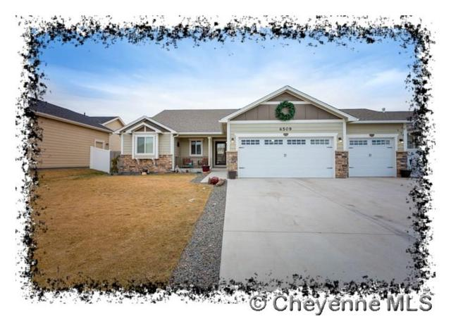 6509 Crossbow Trail, Cheyenne, WY 82001 (MLS #70331) :: RE/MAX Capitol Properties