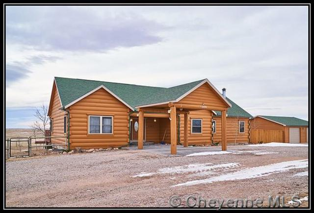 1289 Red Tail Way, Cheyenne, WY 82009 (MLS #70409) :: RE/MAX Capitol Properties