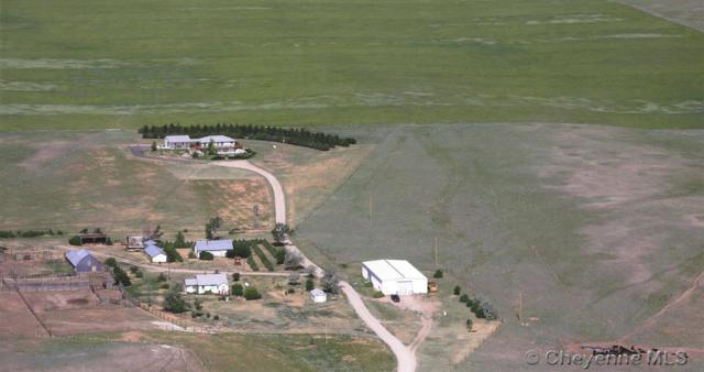 96 Bear Creek Ranch, Lagrange, WY 82221 (MLS #70560) :: RE/MAX Capitol Properties