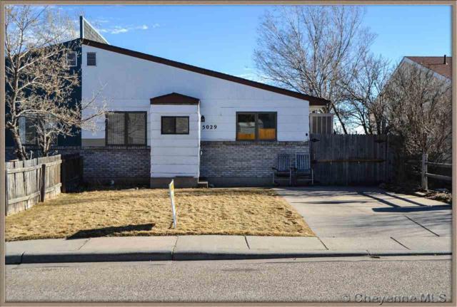 5029 Atlantic Dr, Cheyenne, WY 82001 (MLS #70599) :: RE/MAX Capitol Properties