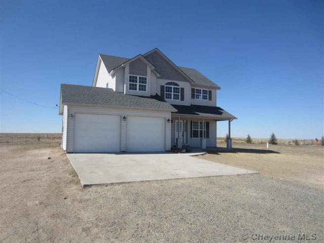 4203 Road 229, Cheyenne, WY 82009 (MLS #70774) :: RE/MAX Capitol Properties