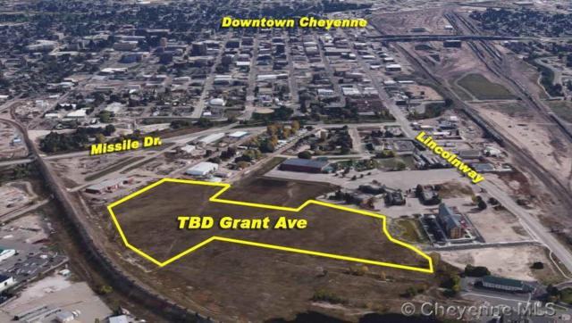 TBD Grant Ave, Cheyenne, WY 82001 (MLS #70796) :: RE/MAX Capitol Properties