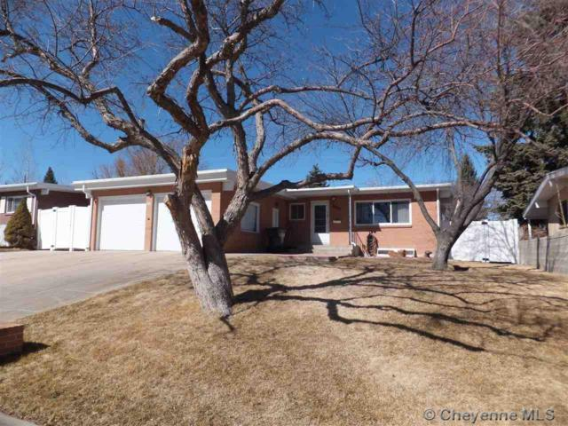 3446 Green Valley Rd, Cheyenne, WY 82001 (MLS #70800) :: RE/MAX Capitol Properties