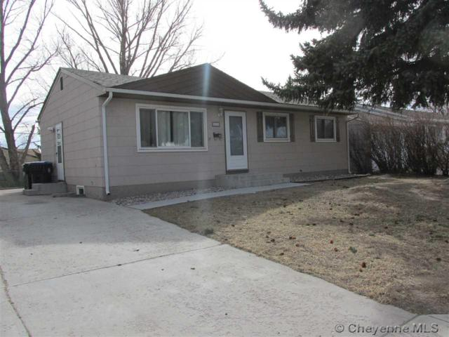 4029 E 7TH ST, Cheyenne, WY 82001 (MLS #70832) :: RE/MAX Capitol Properties