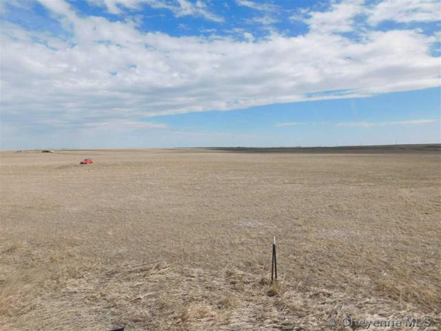 Tract 18 Road 143, Cheyenne, WY 82009 (MLS #70897) :: RE/MAX Capitol Properties