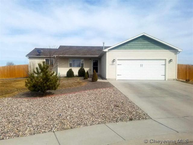1163 Stephanie Ct, Cheyenne, WY 82007 (MLS #70915) :: RE/MAX Capitol Properties