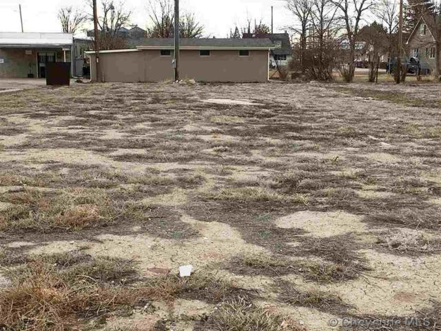 320 Main St, Pine Bluffs, WY 82082 (MLS #70985) :: RE/MAX Capitol Properties