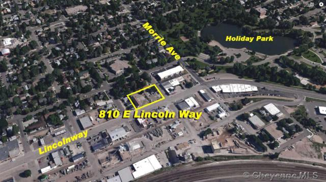 810 E Lincolnway, Cheyenne, WY 82001 (MLS #71002) :: RE/MAX Capitol Properties