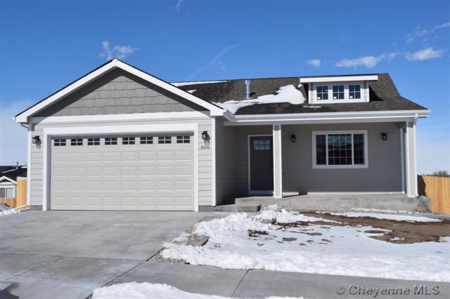 400 Grape St, Cheyenne, WY 82007 (MLS #71117) :: RE/MAX Capitol Properties