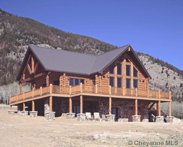 6 Bear Ct, Elk Mountain, WY 82324 (MLS #71126) :: RE/MAX Capitol Properties