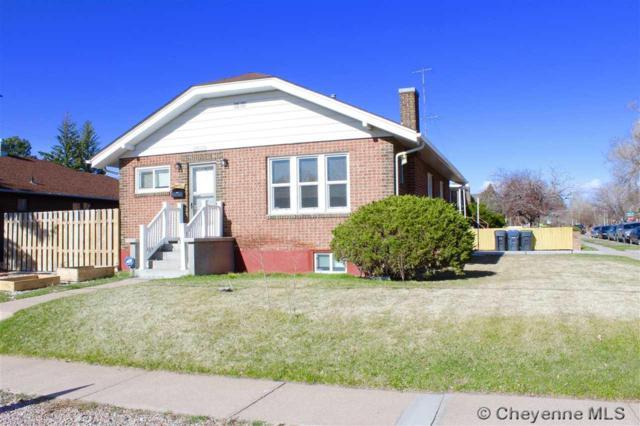 3820 Warren Ave, Cheyenne, WY 82001 (MLS #71233) :: RE/MAX Capitol Properties
