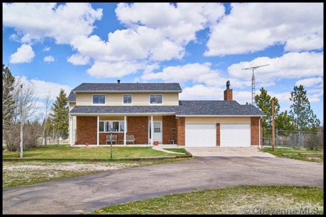 600 Pony Express Rd, Cheyenne, WY 82009 (MLS #71472) :: RE/MAX Capitol Properties