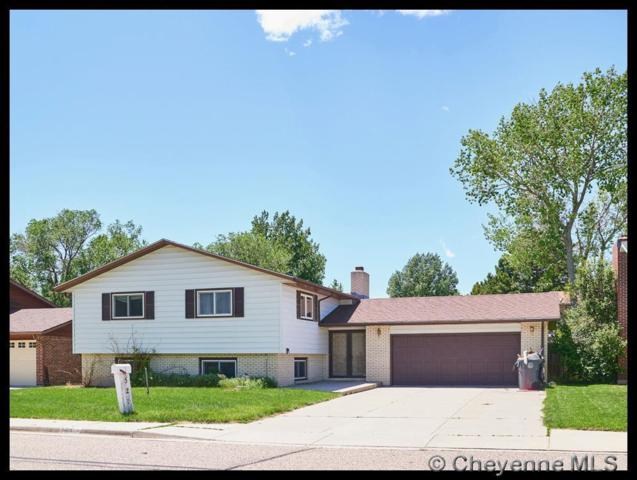 5214 Hickory Pl, Cheyenne, WY 82009 (MLS #71542) :: RE/MAX Capitol Properties