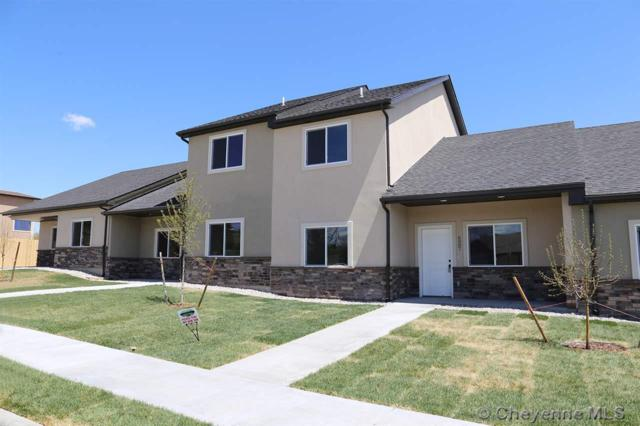 1010 Old Town Ln, Cheyenne, WY 82009 (MLS #71544) :: RE/MAX Capitol Properties