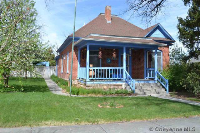501 9TH ST, Wheatland, WY 82201 (MLS #71558) :: RE/MAX Capitol Properties