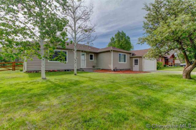 2104 Park Ave, Cheyenne, WY 82007 (MLS #71612) :: RE/MAX Capitol Properties