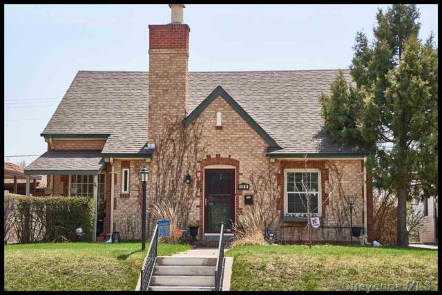 319 W 1ST AVE, Cheyenne, WY 82001 (MLS #71643) :: RE/MAX Capitol Properties