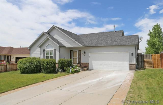 3204 Holland Ct, Cheyenne, WY 82009 (MLS #71851) :: RE/MAX Capitol Properties
